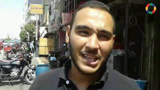 """فيديو  مواطنون بنجع حمادي عن """"القيمة المضافة"""": يفتح الباب أمام زيادة أسعار كل السلع"""