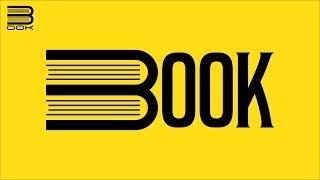 ADOBE ILLUSTRATOR CC | How to create a minimal/unique book logo design tutorial