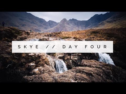 Isle of Skye // Day 4 // Fairy Pools