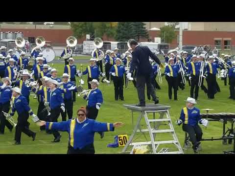 SDSU the Pride of Dakotas Marching Band