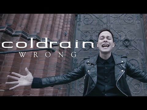 coldrain - Wrong (Official Music Video)