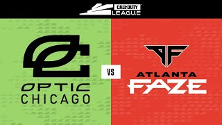 @OpTic Chicago vs @Atlanta FaZe | Opening Weekend Hosted by Atlanta FaZe | Day 4