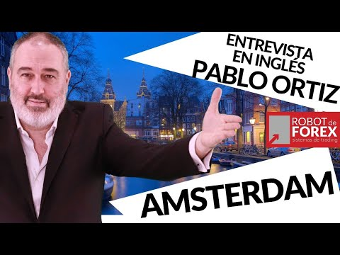 Pablo Ortiz, interview in Amsterdam at the FX Expo