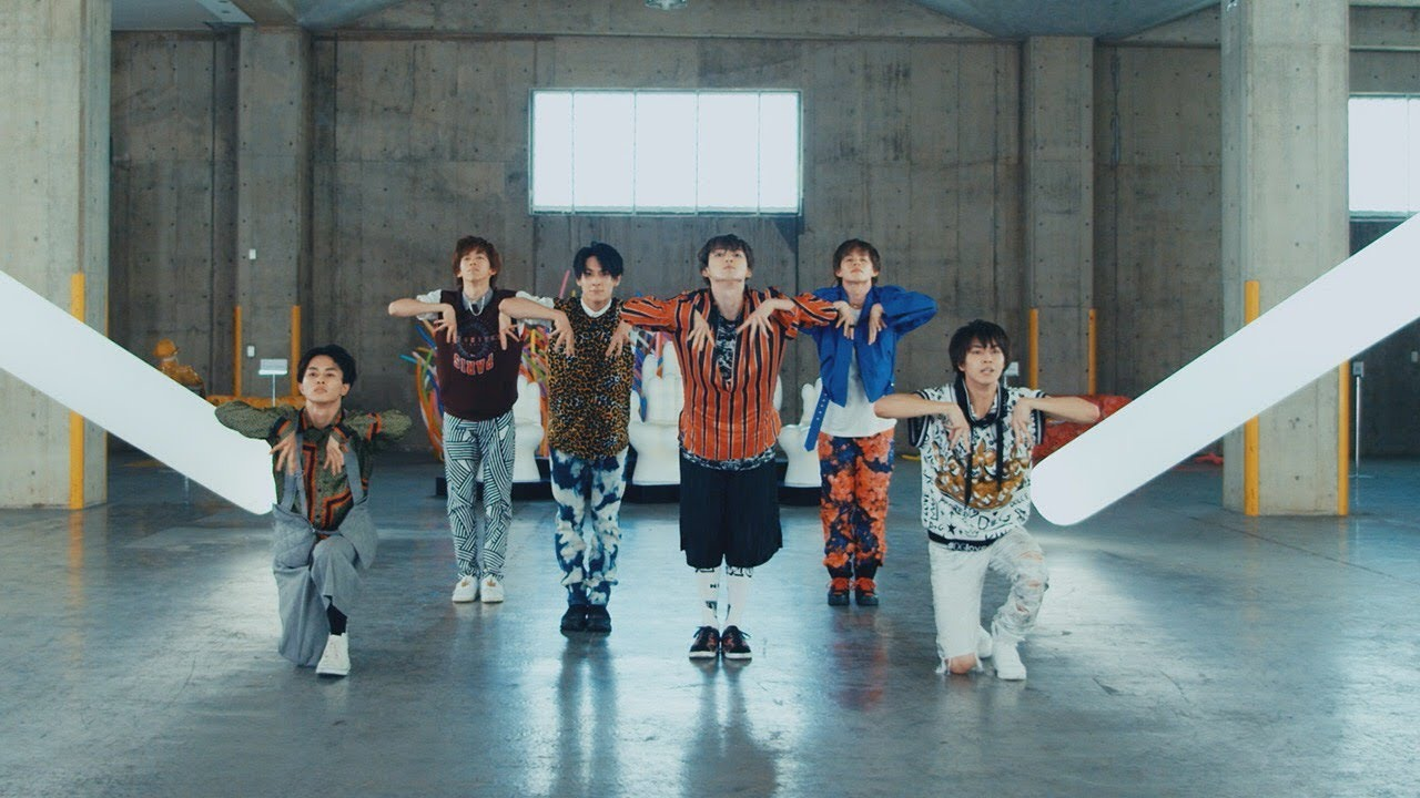 超特急「Jesus(Dance Ver.)」MUSIC VIDEO