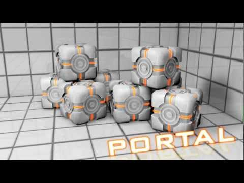 Portal cubes By: Nzerekore