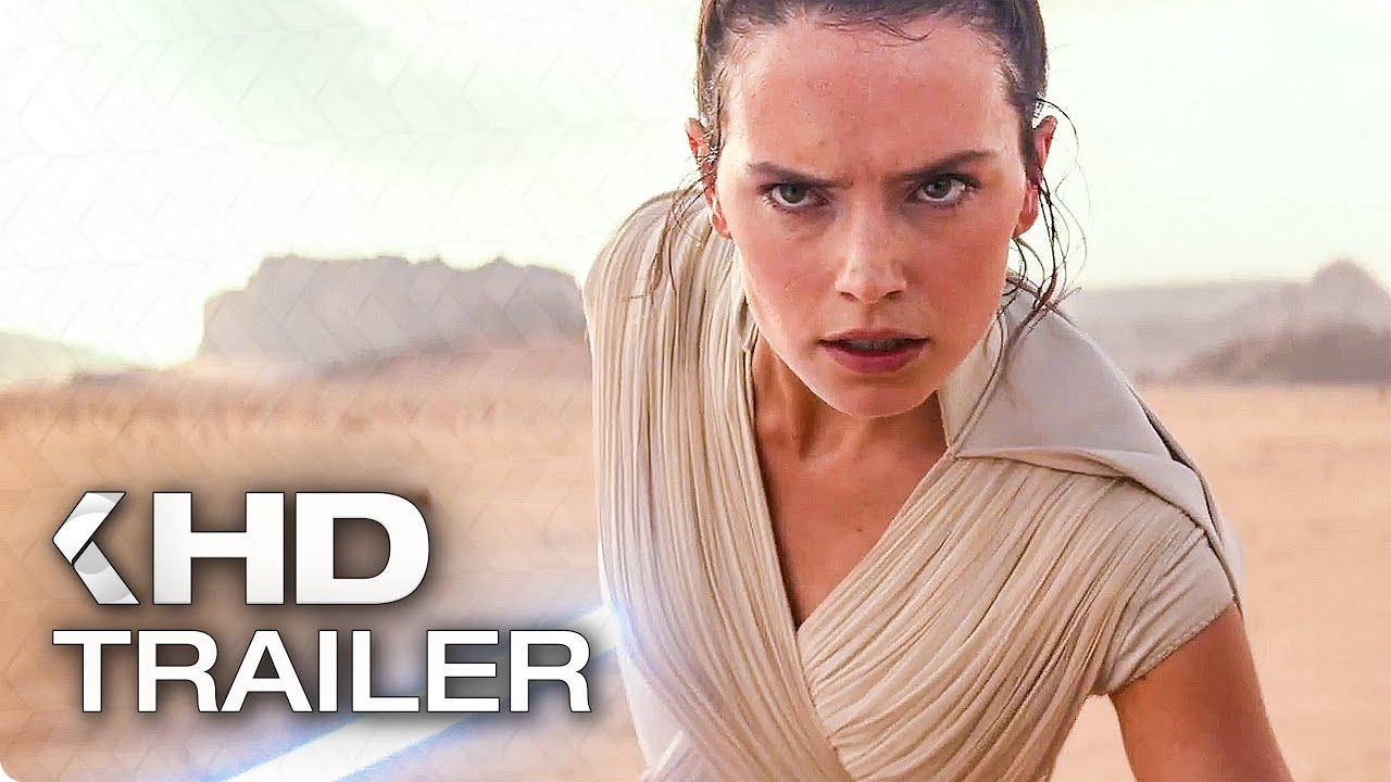 Star Wars 9 Trailer Deutsch Offiziell 2021