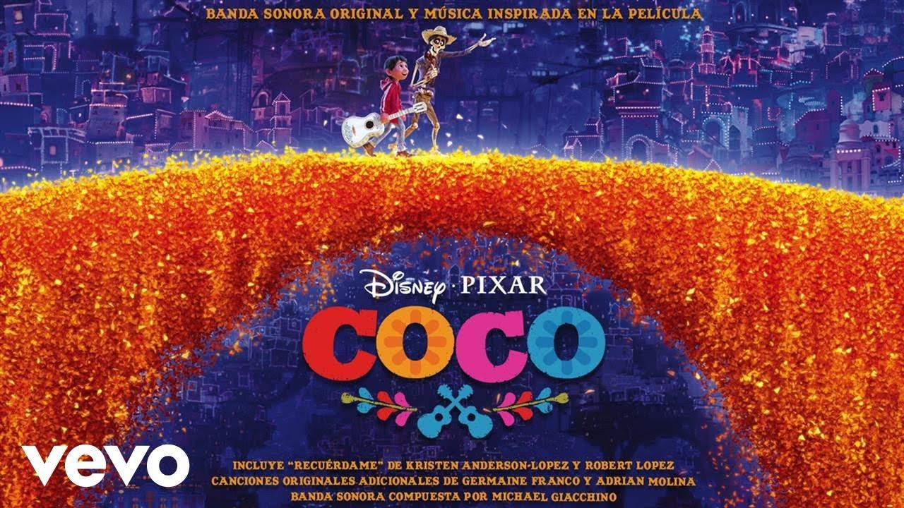 """Angélica Vale, Marco Antonio Solís - La Llorona (De """"Coco""""/Audio Only)"""