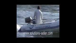 видео Где купить транцевые колеса для лодки пвх