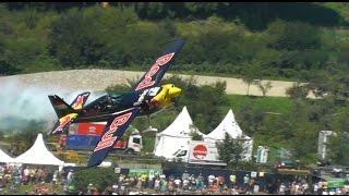 MotoGP Spielberg 2016 - Airshow Peter Besenyei - Redbull Ring Spielberg