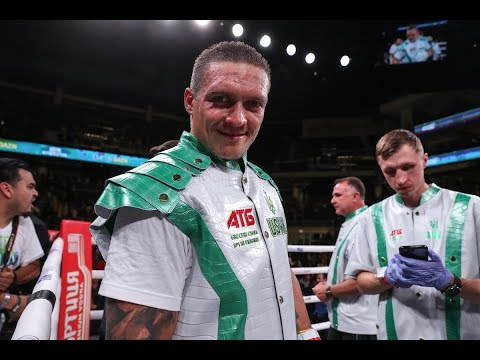 Fight Week | Usyk Vs Witherspoon, Bivol Vs Castillo, McCaskill Vs Farias 2 - Behind The Scenes