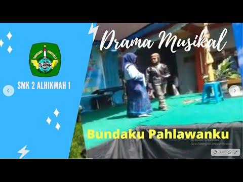 Drama Musikal Perpisahan SMK 2 (SMEA) Al Hikmah 1 Benda 2014