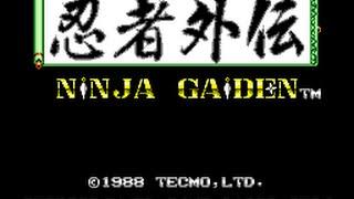 Master System Longplay [016] Ninja Gaiden