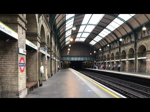 Notting Hill Gate versus Notting Hill Gate