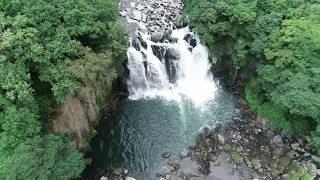 霧島ジオパーク撮影PJ・関之尾滝4K