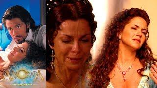 Alborada: ¡Hipólita se entera del embarazo de Esperanza! | Escena - C36 | Tlnovelas