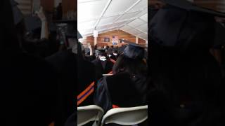 Commencement 2017 at KBCC part # 2