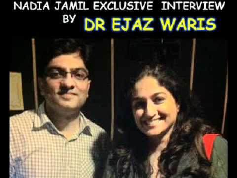 NADIA JAMIL EXCLUSIVE INTERVIEW ON MAST FM 103 BY DR EJAZ WARIS PART4