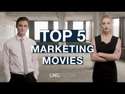 TOP 5: MARKETING MOVIES