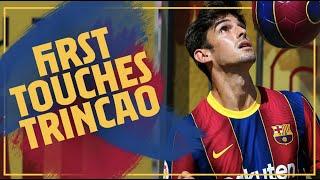 ⚽ 🤩 TRINCÃO shows off his skills in a Barça jersey!