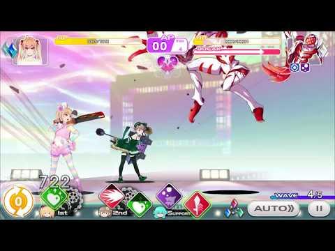 【プロジェクト東京ドールズ / Project Tokyo Dolls】 EX Battle Simulator (30F)