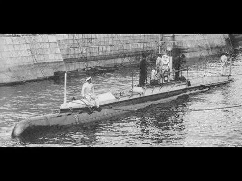 第六潜水艇の遭難【海軍軍歌】 -...