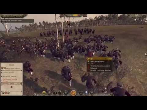 Battle of the Catalaunian Plains - Total War: Attila [Blood and Burning DLC]
