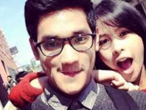 Afgansyah Reza & Maudy Ayunda with love