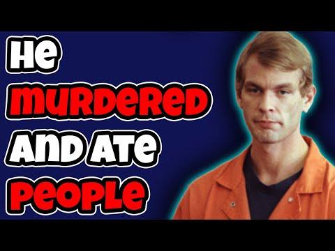 Dear Internet, Stop Crushing On Jeffrey Dahmer