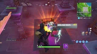 Fortnite Secret Treasure Chest Emplacement!