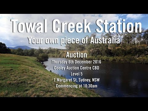 Towal Creek Station 2016