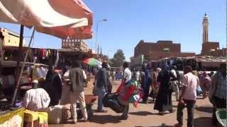 Sudan: Omdruman Souq03 スーダン: オムダルマンのスーク03