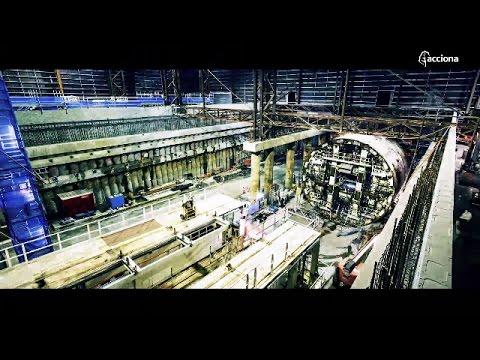 Construction of the Legacy Way tunnel in Brisbane, Australia | ACCIONA
