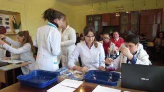 Ліцей Камелія семінар інтегрований урок математика хімія