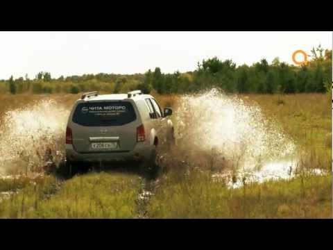 Тест Драйв - Nissan Рathfinder
