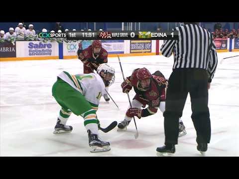 Maple Grove vs. Edina TurkeyTrot Boys Hockey - Full Game