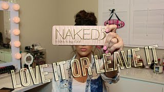 Love It or Leave It | Urban Decay NAKED 3 Palette