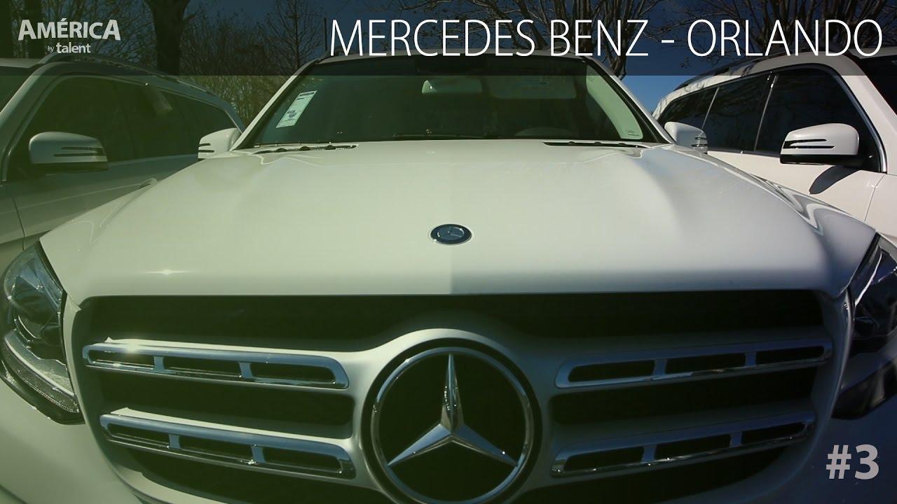 VALE COMPRAR CARRO MERCEDES BENZ EM ORLANDO? Meu Zipcode #3