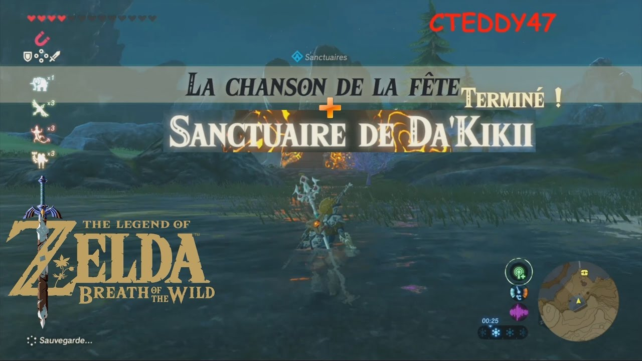 La Chanson de la Fête + Sanctuaire de Da'Kikii (da kikii