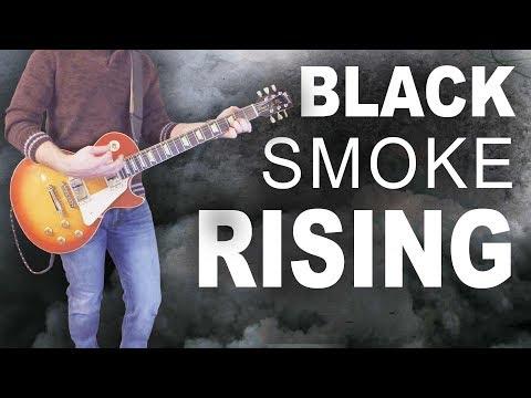 Black Smoke Rising |Greta Van Fleet| Guitar Cover