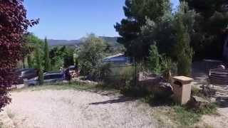 Camping La Fresneda, Spain