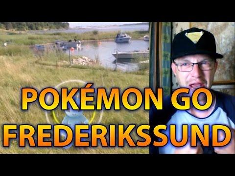 Pokémon Go Frederikssund   Familietur   Udviklinger   Gym Coins