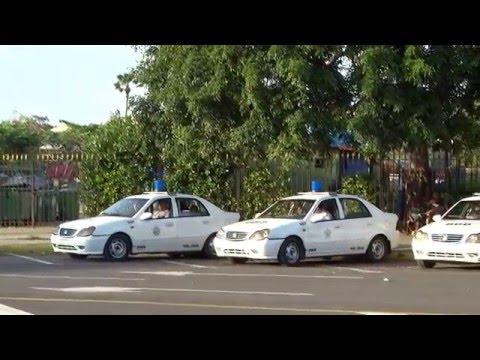 POLICE FOR THE DUTY, Habana ,Cuba
