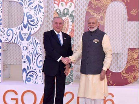 BRICS 2016: India-Brazil Sign Key Deals | Full Report