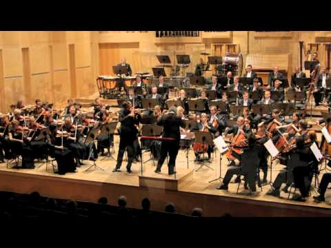 Freitas Branco Violin Concerto, 1st movement