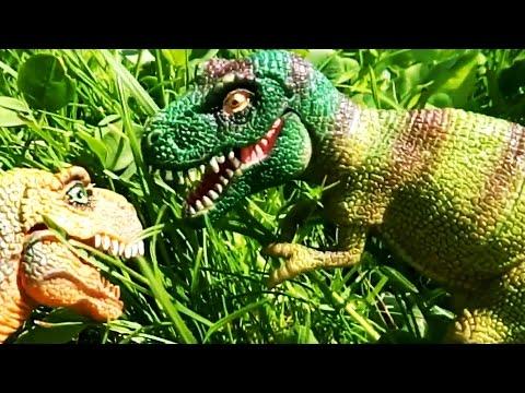 Динозавр - мультик про динозавра - Земля до начала времен (развивающий мультфильм)