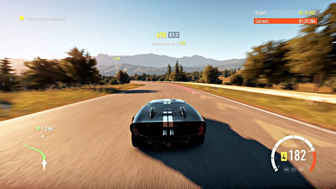 Forza Horizon  Bucket List  Ford Gt Xbox One P Youtube