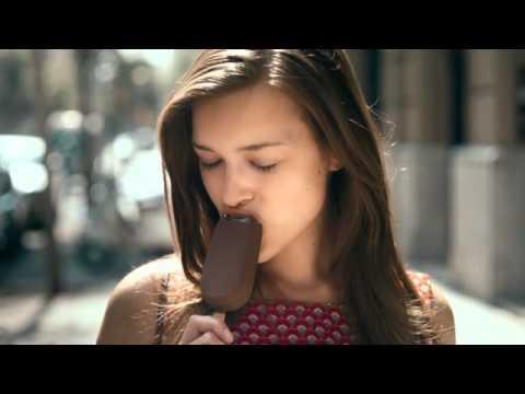 Magnum Double Caramel - English - YouTube