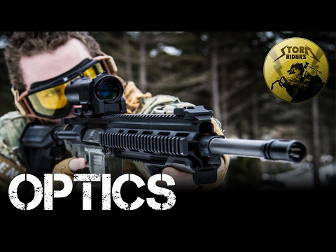 How to choose an optic in Airsoft