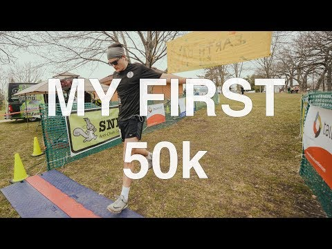 Running my first Ultra-Marathon (50 kilometer race)