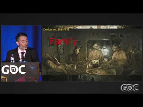 GDC Vault Reliving the Horror Taking Resident Evil 7 Forward by Looking Back